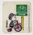 Linus Bike Route Patch