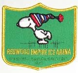Redwood Empire Ice Arena Patch