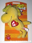 Woodstock Bow Wow Beanies Plush Squeaky Toy