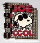 Snoopy 'Joe Cool 1980' Pin