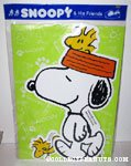 Snoopy & Woodstock Cut-out Decoration