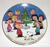 Peanuts & Snoopy Danbury Mint Plates
