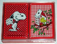 Peanuts & Snoopy Playing Card Sets