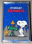 Snoopy & Woodstocks looking at stars with telescope Playing Cards