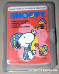 Snoopy & Woodstocks in pajamas Playing Cards