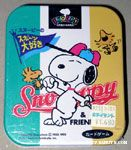 Baseball Snoopy & Woodstocks Card Game