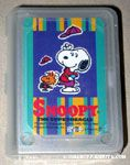 Snoopy & Woodstocks dancing Mini Playing Cards