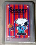 Snoopy & Woodstock Mini Playing Cards
