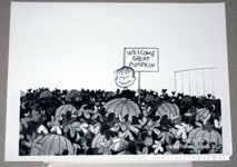 It's the Great Pumpkin, Charlie Brown Press Release Photo