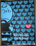 Be My Valentine, Charlie Brown by Lorelay Bove - Variant