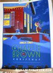A Charlie Brown Christmas Print by Laurent Durieux