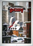 The Snoopy Just Married Variant Print by Laurent Durieux