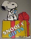 Snoopy Gifts Butterfly Originals Cutout