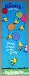 Knott's Berry Farm Fun Finder Map - Woodstocks