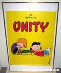 Lucy & Schroeder by Piano 'Unity' Hallmark poster