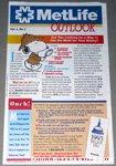 Sherlock Snoopy Metlife Outlook Newletter