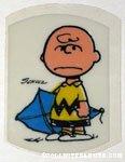 Charlie Brown with Kite Shrinky Dink