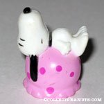 Snoopy laying on ice cream scoop Baskin Robbins Giveaway