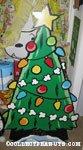Charlie Brown Stand-Up Christmas Tree Christmas Display