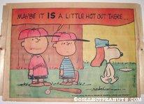 Peanuts Hang-Up #6 - Charlie Brown, Linus and Snoopy