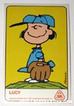 Lucy Dolly Madison Baseball Card