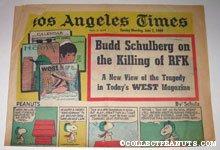 L.A. Times June 1, 1969 Comics Section