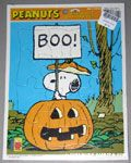 Snoopy in Pumpkin Puzzle