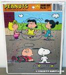 Peanuts recess school scene Puzzle