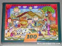 Peanuts Nativity Scene