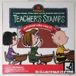 Peanuts Teacher Stamps Set