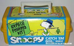 Snoopy Catch 'em Box