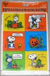 Peanuts & Snoopy Halloween Stickers