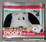 Snoopy Plush Head