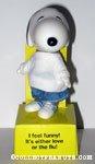 Snoopy Philosophy Doll