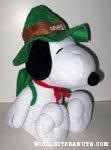Beagle Scout Snoopy Plush