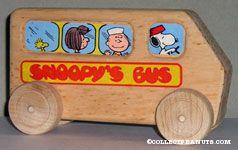 Snoopy's Bus