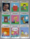Peanuts Preview Edition Trading Cards 1-9