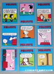 Peanuts Classics Series 1, 163-171 Trading Cards