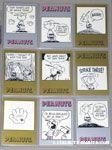 Peanuts Classics Series 2, 262-270 Trading Cards