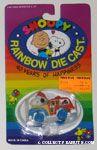 Peanuts & Snoopy Rainbow Diecast