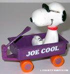Peanuts & Snoopy Aviva Wagons