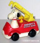 Peanuts & Snoopy Aviva Push n' Pull Toys