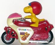 Woodstock Red Speed Cycle