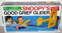 Snoopy's Good Grief Glider
