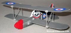 Snoopy's Sopwith Glider