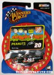 Peanuts Halloween Home Depot Race Car