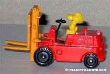 Woodstock in Forklift