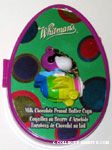 Flying Ace in easter egg airplane Keychain & Chocolate Box