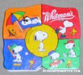 Snoopy & Woodstock Summer Activity Figure Chocolate Box
