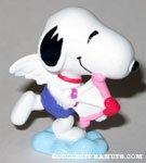 Snoopy Cupid PVC Figurine